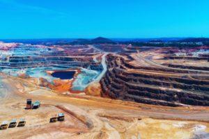 3.3.1 Copper Ore Mining